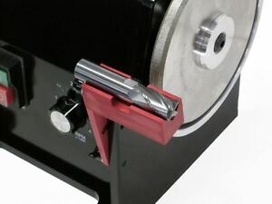 Weldon Flat Grinding Tool Cut Off Fixture For Tradesman Dc