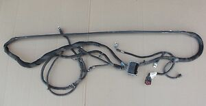 06 08 Corvette C6 Torque Tube Transmission Harness 6 Speed Manual 15802627