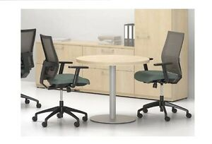 Quorum 36 Modern Round Office Conference Table