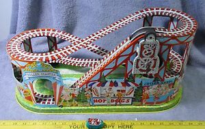 chein toys wind up mechanical