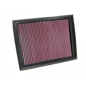 K N 33 2333 Replacement Panel Air Filter For Land Rover Discovery Rover Sport