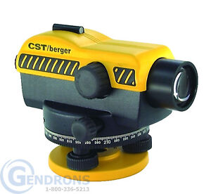 Cst Berger Sal32 Auto Level surveying Sokkia topcon spectra 55 sal32nd t