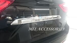 Mit For Toyota Sienna 2011 2018 Oem Rear Trunk Molding Chrome Garnish Trim Cover