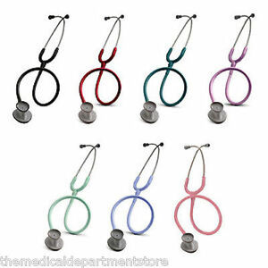 3m Littmann Lightweight Ii Se Stethoscope Emt New 28 7 New Colors