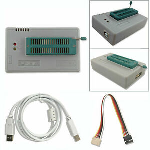Tl866ii Plus Usb Programmer For 15000 ic Spi Flash Nand Eeprom Mcu Pic Avr