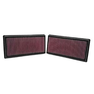 K N 33 2446 Replacement Panel Air Filter For Land Rover Ranger Rover Sport Lr4
