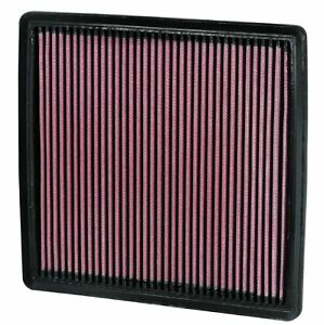 K n 33 2385 Replacement Panel Air Filter For Expedition navigator f150 f250 f350
