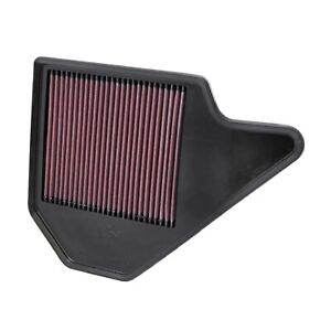K n 33 2462 Replacement Air Filter For Grand Caravan voyager town country routan