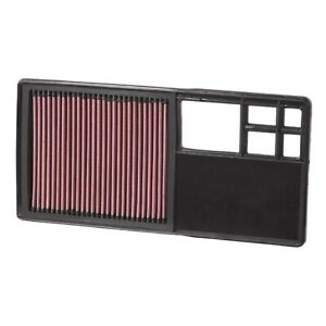 K n 33 2920 Replacement Panel Air Filter For Volkswagen Golf Plus polo