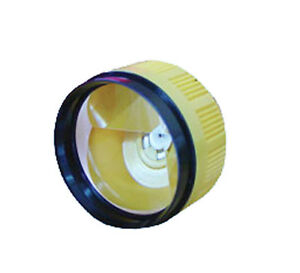 Universal Single Yellow Retro Prism Assembly For All Instrument Brands