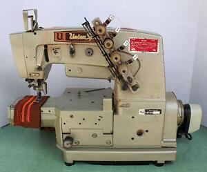 Union Special 34700kf Coverstitch 2 needle 1 4 Gauge Industrial Sewing Machine