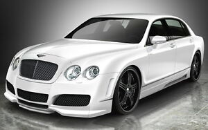 Premier4509 Bentley Flying Spur Carbon Full Kit 2005 2013 In Stock
