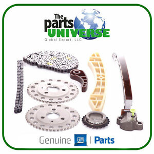 Timing Belt 9 Piece Kit For Chevy Chevrolet Epica Part 95182228