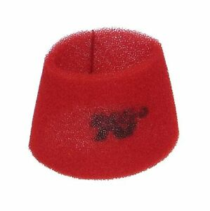 K N 25 6601 Airforce Pre Cleaner Red Round Tapered Air Filter Foam Wrap