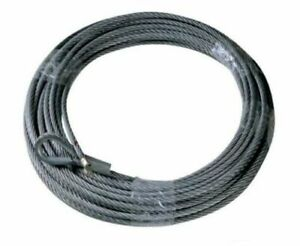 Westin 47 3610 Steel 9 500 Lbs Cable 33 Dia X 94 Ft Length For Winches