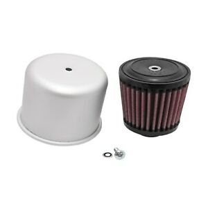K n 54 1010 Rubber Mounting Flanged Covered Air Filter