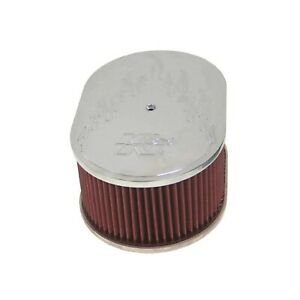 K N 66 1520 Custom 66 Series Air Cleaner Filter Assembly