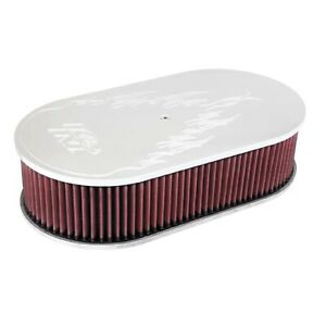 K N 66 1460 Custom 66 Series Air Cleaner Filter Assembly