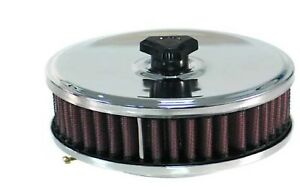 K N 60 0400 Custom Air Cleaner Filter Assembly For Nostalgia Engines