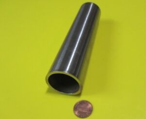 316 Stainless Steel Tube 1 1 2 Od X 1 260 Id X 120 Wall X 6 Length
