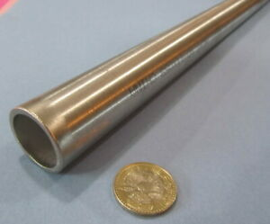316 Stainless Steel Tube 1 1 2 Od X 1 260 Id X 120 Wall X 48 Length 1 Pcs