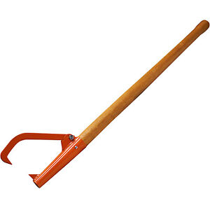 Cant Hook With Wooden Handle 48 Overall Length