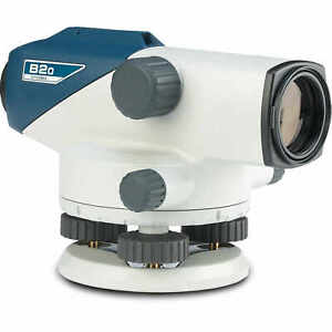 Sokkia B20 Automatic Level 32x Magnification