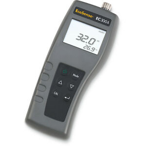 Ysi Ecosense Ec300a Conductivity salinity temperature Meter