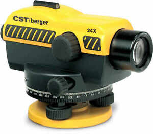 Cst berger Sal 24 Automatic Level 24x Magnification
