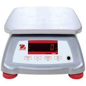 Ohaus Valor 2000 Compact Bench Scale Model V22pwe6t