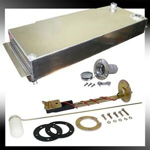 1947 1953 Chevy Truck And Gmc Truck 19 Gallon Aluminum Fuel Tank Kit Bed Fill