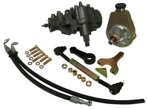 1955 1959 Chevy gmc 3100 Truck Power Steering Conversion Kit