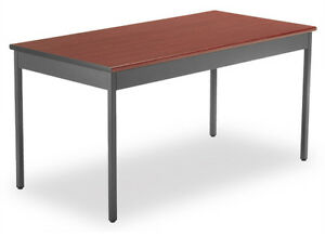5 Laminate Office Utility Table