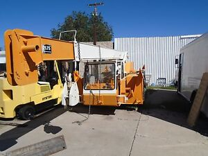 Lorain Koehring Wheelmounted Crane Mdl lrt110 Any Part You Need We Can Quote