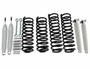 3 Suspension Lift Kit W Shocks Fits Jeep Wrangler Jk 2007 2016 2 door Models