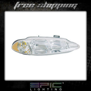 Fits 1998 04 Dodge Intrepid Headlight Headlamp Right Passenger Only