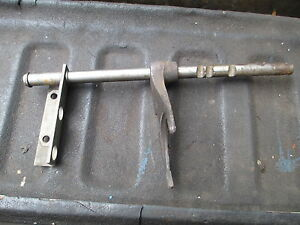 1975 International Hydro 70 Gas Farm Tractor Shifting Fork Transmission Assy