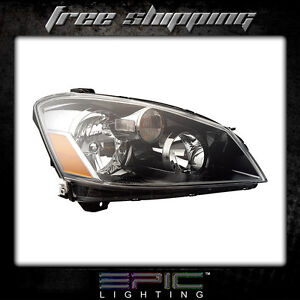 Fits 2005 06 Nissan Altima Headlights Headlamps Right Passenger Only