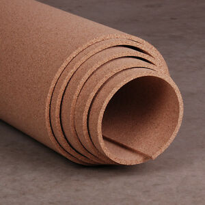 Natural Cork Roll 4 X 8 X 3 8 438008 r Proudly Made In Usa By Manton Cork