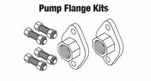 Central Boiler Pump Flange Kit 1 3 4