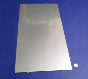 316 Stainless Steel Sheet Annealed 036 Thick X 12 Wide X 24 Length 1 Unit