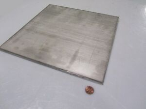 316 316l Stainless Steel Sheet 1 4 250 Thick X 12 Wide X 24 Length 1 Unit