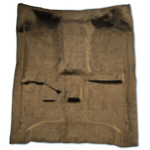 Lund 17079871 Coffee Direct Fit Full Floor Carpet For Toyota Tacoma