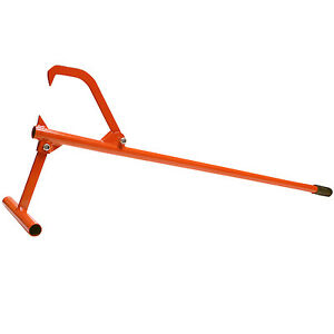 Timberjack Log Lifter Cant Hook Steel Handle 48 Overall Length Up To 12 Logs