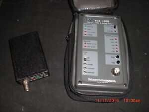 Tool Ethernet Cable And Activity Tester Datacom Technologies Cat 1200