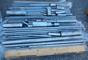 303 304 Stainless Steel Round Rod Bar Bars Various Lengths Sizes 1400 Lbs