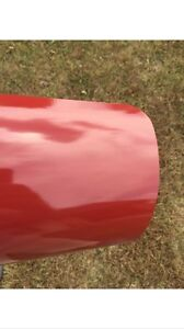 Diamond Vogel Bucket Red Powder Coat Paint New 5 Lbs