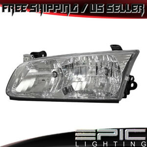 2000 2001 Toyota Camry Headlight Headlamp Left Driver Side Lh