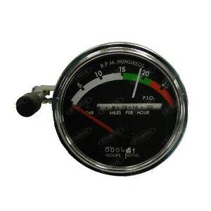 Tachometer John Deere Re206857 4000 4020 4520 Powershift Tranny Aftermrkt