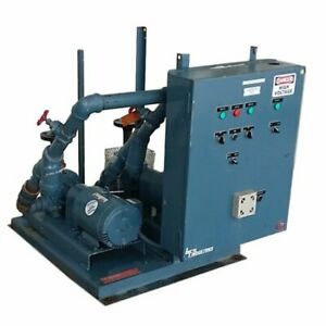 Bfs Industries Tandem Boiler Pump Package